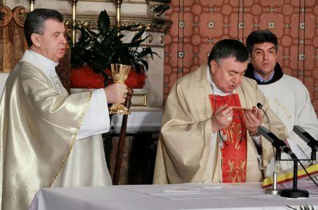 Misa posvete ulja u sarajevskoj katedrali Srca Isusova