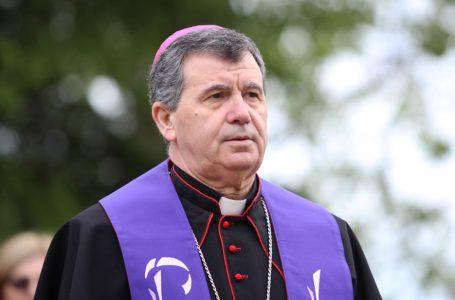 Uskrsna poruka nadbiskupa Vukšića
