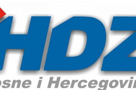 Uskrsna čestitka gradskog odbora HDZ-a BIH Zenica