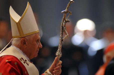 Benedikt XVI.: Prava prijetnja Crkvi i papinstvu je svjetska diktatura naizgled humanističkih ideologija