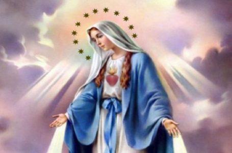 Zašto je Blažena Djevica Marija uvijek odjevena u plavo?