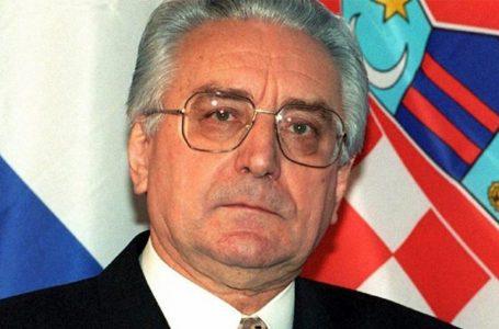 Prije 98. godina rođen prvi predsjednik republike Hrvatske Franjo Tuđman