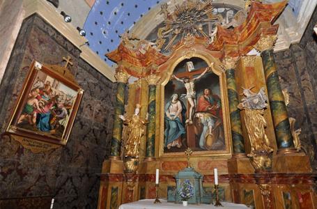 Gospa koja je u Istri plakala krvavim suzama i danas moli čudesa
