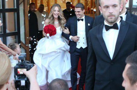 Izabel i Mateo Kovačić čekaju dijete nakon tri godine braka..