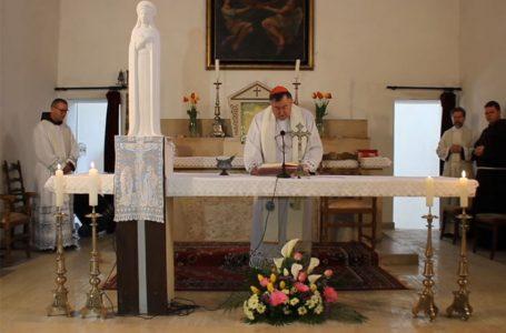 Kardinal Puljić u Olovu: Pandemija koronavirusa probudila nas je iz opasnosti u koje je čovječanstvo upalo