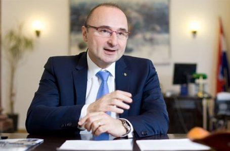 Grlić Radman podržao kardinala Puljića, izrazio žaljenje zbog napada na njega