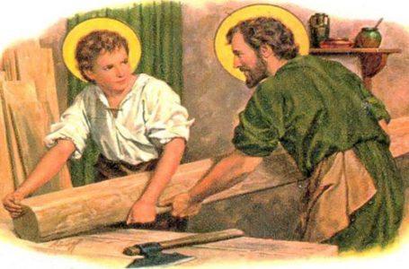 Izazovi rada kod kuće mogu se činiti nepremostivim, ali sveti Josip neka nam bude vodič