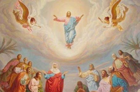 Blagdan Uzašašća Gospodinova ili Spasova (Križi)