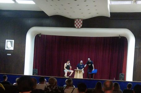 Upriličen Onomatobleja show u Napretkovu domu u Zenici