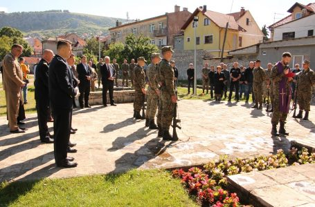 "Obilježena 26. obljetnica utemeljenja 1. gardijske brigade HVO-a ""Ante Bruno Bušić"""