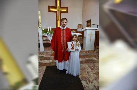 Sveta Pričest u župi Srca Isusova u Čajdrašu