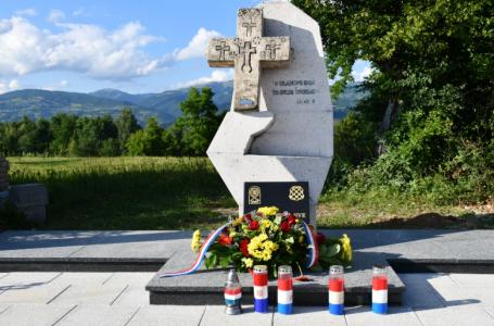 Obilježena 27. godišnjica obrane crte Pokrajčići